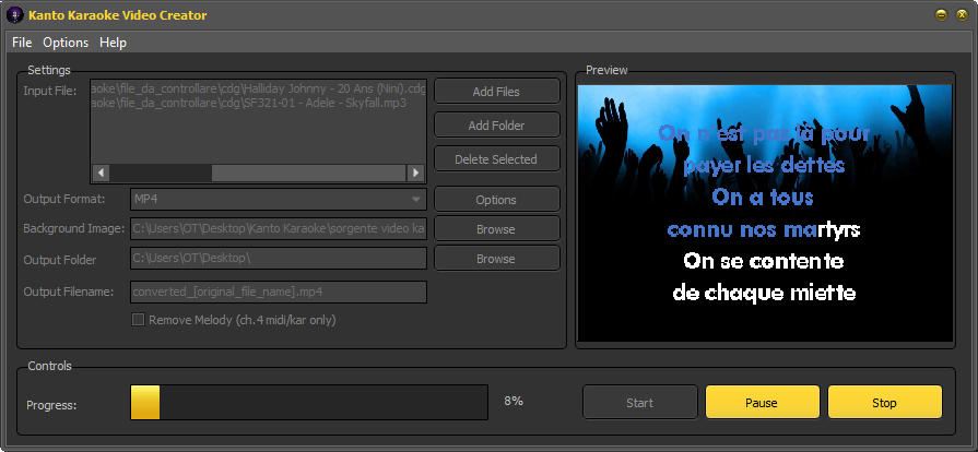 How to Create Video Karaoke for your Singing Machine | Kanto Editor