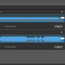 How to Overlap Two or More Audio Files with Audio Mix